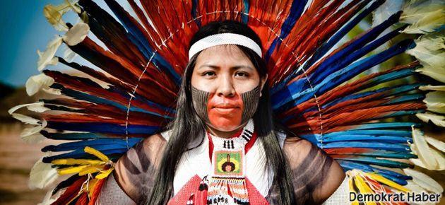 Amazonlular Hasankeyf için geliyor
