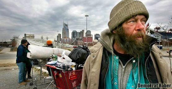 Amerika'da 'kalıcı yoksulluk' artıyor