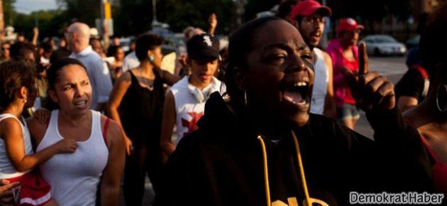 Amerika'da 'Siyah İsyan' büyüyor!