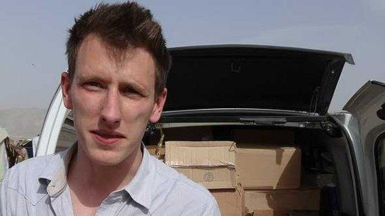 Amerikalı rehine Kassig: Ölmekten korkuyorum