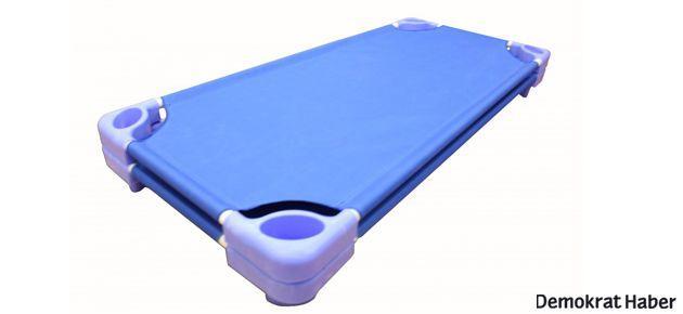 Anaokullarının alternatif yatak sistemi kampet