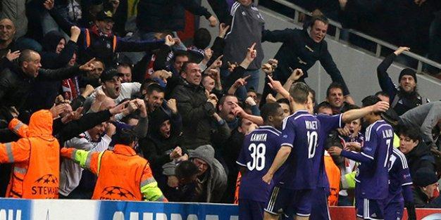 Anderlecht'ten, Galatasaray maçı için 'ayrımcı' uygulama