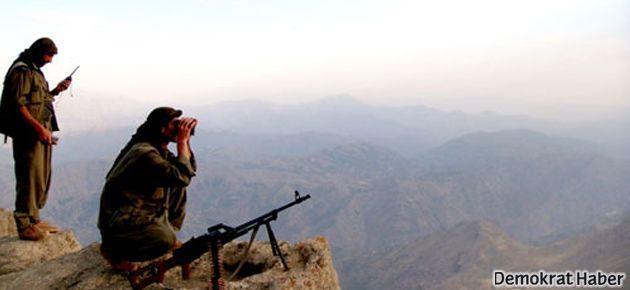 ANF: TSK, PKK'ye yönelik operasyonlarını arttırdı