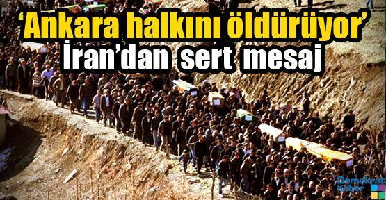 'Ankara halkını öldürüyor'