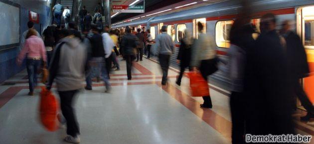 Ankara Metrosu'nda skandal anons!