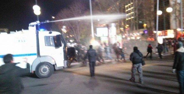 Ankara'da Ali İsmail Korkmaz direnişi: Polis saldırdı, 13 kişi gözatına alındı