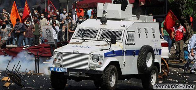 Ankara'da çatışmalar yeniden başladı