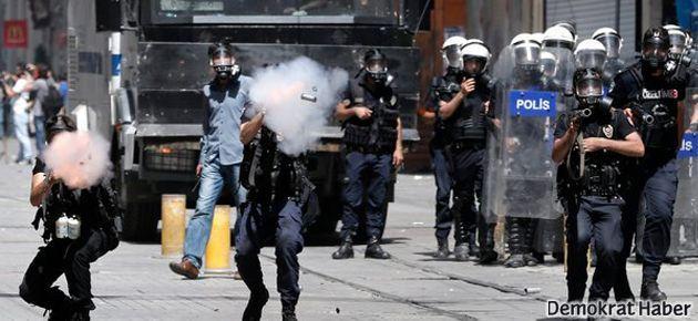Ankara'da polis gazı temizlik işçisini öldürdü