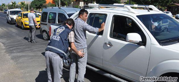 Ankara'da polise izinsiz arama yetkisi