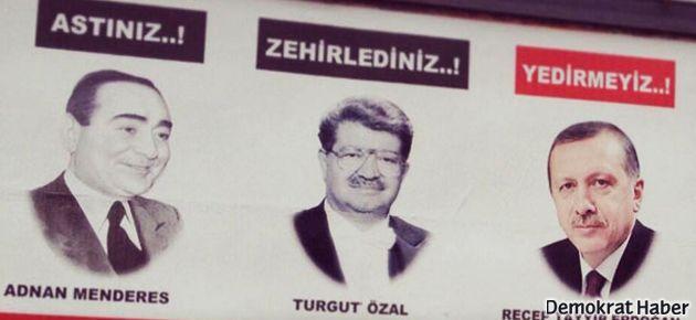 Ankara'da taksicilere de 'Erdoğan'ı karşılayın' çağrısı