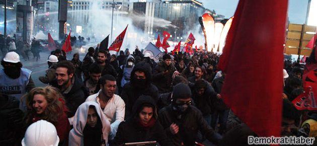 Ankara'da TGS'li gazeteciye polis saldırısı