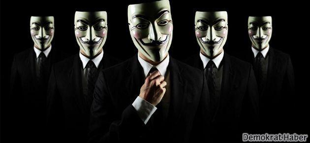 Anonymous Gezi için hack'lemeye devam ediyor