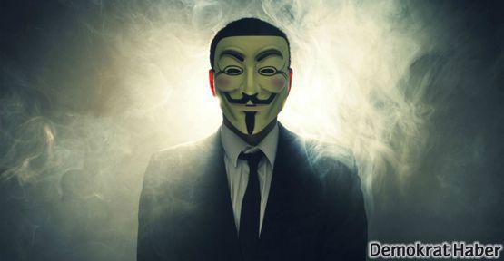Anonymous Melih Gökçek'in fişini çekti