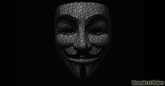 Anonymous Redhack'e destek için Hazine Müsteşarlığı'nı hackledi