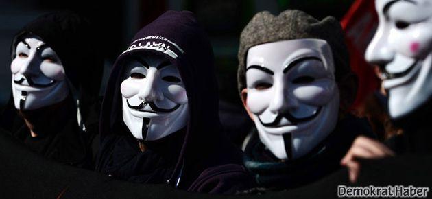 Anonymous üyesine 10 yıl hapis