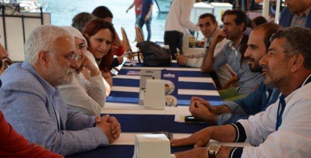 Antalya'da MHP'li esnaftan HDP'li adaylara: En büyük umudumuz sizsiniz, oyum size