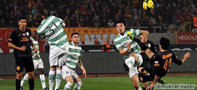 Antalya Kupası Galatasaray'ın