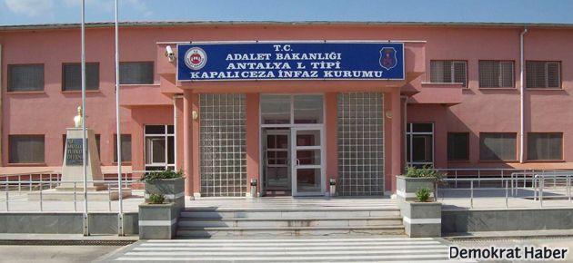 Antalya L Tipi Cezaevi ikinci Pozantı mı?