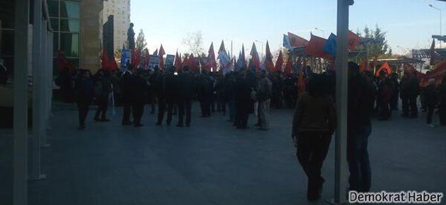 Antalya'da Gezi davası başladı