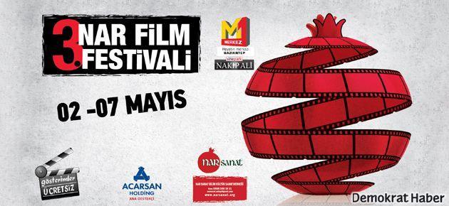 Antep'te barış vurgulu film festivali