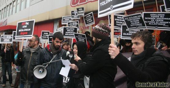 Anti-Kapitalist Müslümanlar: Bütün gişeler yıkılmalı!