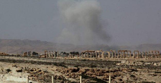 Antik kent Palmyra da IŞİD'in elinde!