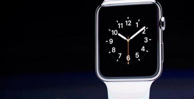 Apple, yeni Apple Watch'u tanıttı