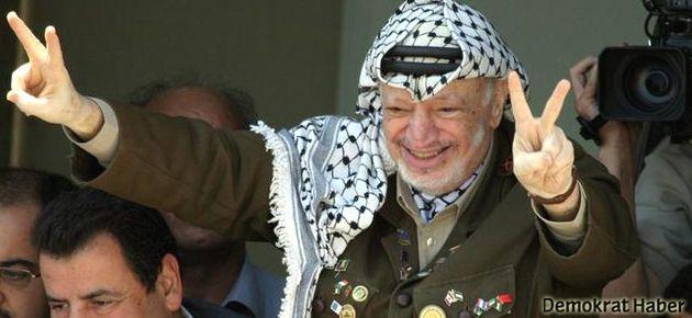 'Arafat' iddiasına İsrail cevap verdi
