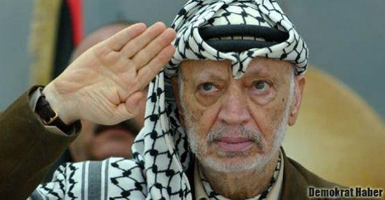 'Arafat zehirlenerek öldürüldü'