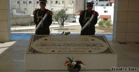 Arafat'ın mezarı açılacak