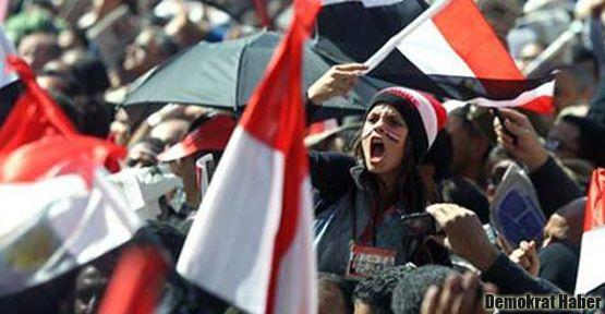 Arap kadınına 'bahar' yok