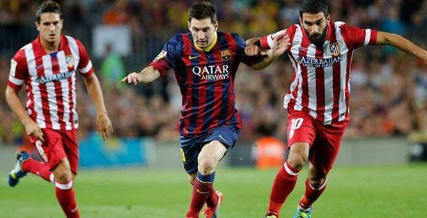 Arda'lı Atletico Madrid şampiyon
