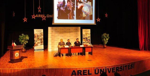 Arel Üniversitesi'nde 'Erkek(lik)ler' tartışıldı