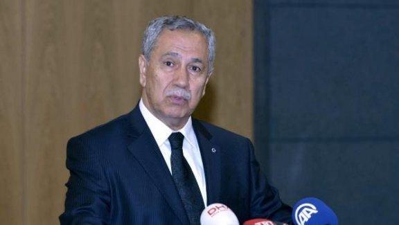 Arınç: '4 eski bakan' için Yüce Divan soruşturması yeniden açılabilir