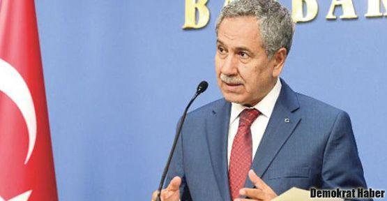 Arınç: BDP'liler yüz kez yargılanmayı hak ediyor