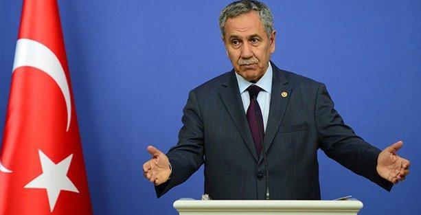 Bülent Arınç'a HDP ve CHP'den tepki