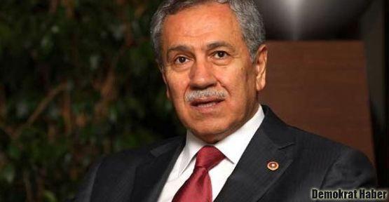 Arınç: Durmuş Yılmaz, Öcalan'la namaz kılardı!