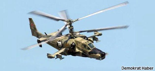 Arınç: Suriye helikopterini biz düşürdük