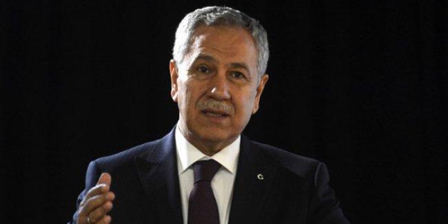 Arınç: Hakan Fidan yeniden MİT Müsteşarı olacak