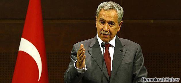 Arınç'tan CHP'li Oran'a @fuatavni cevabı