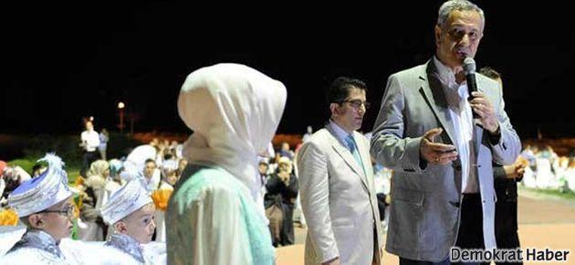 Arınç'tan Erdoğan'ın '3 çocuk' ısrarına gönderme
