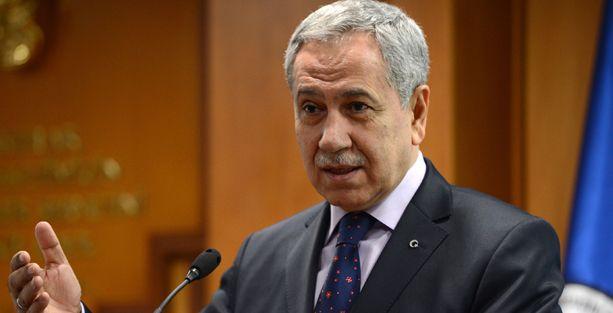 Arınç'tan, 'Çözüm sürecinde top HDP'de' açıklaması