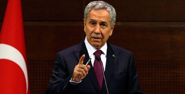 Arınç: HDP yüzde 6'da kalacak, barajı geçemezse de 'buymuş' diyecek