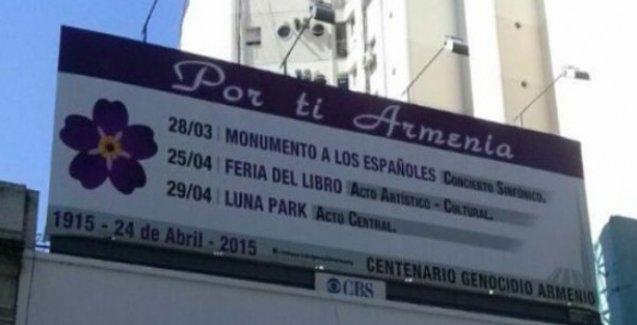 Arjantin'den Ermeni Soykırımı kararı