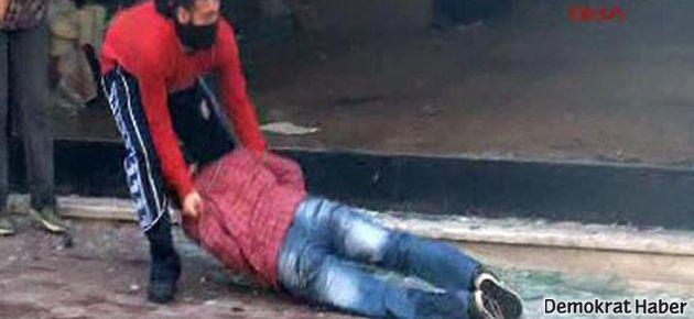 'Arkadaşının attığı taşla yaralandı' haberine yalanlama