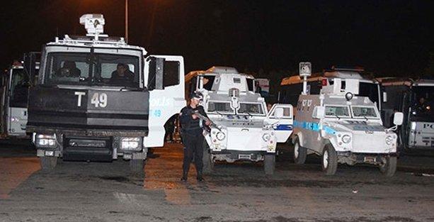 Armutlu'da 'DHKP-C'ye yönelik' ev baskını