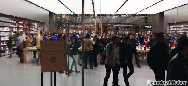 Artık Türkiye'nin de Bir Apple Store'u Var