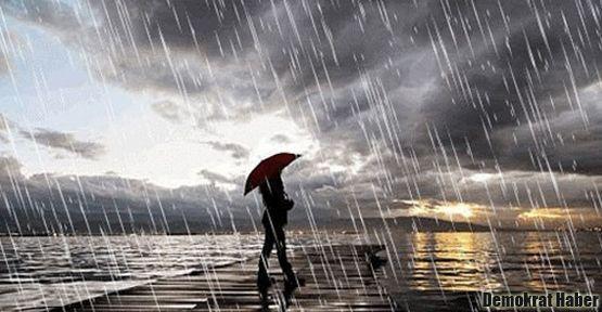 Aşırı şiddetli yağış uyarısı