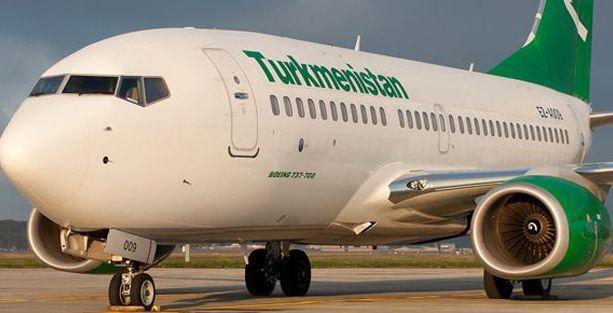 Aşkabat Uçak bileti