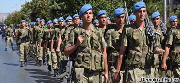 'Askeri birlikleri doğu illerine kaydıracağız'